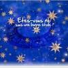 Votre bonne étoile