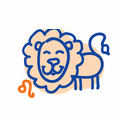 Horoscope forme lion
